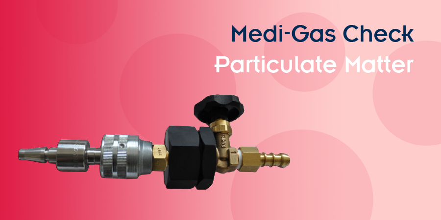 image of the Medi-Gas Check Particulate Matter