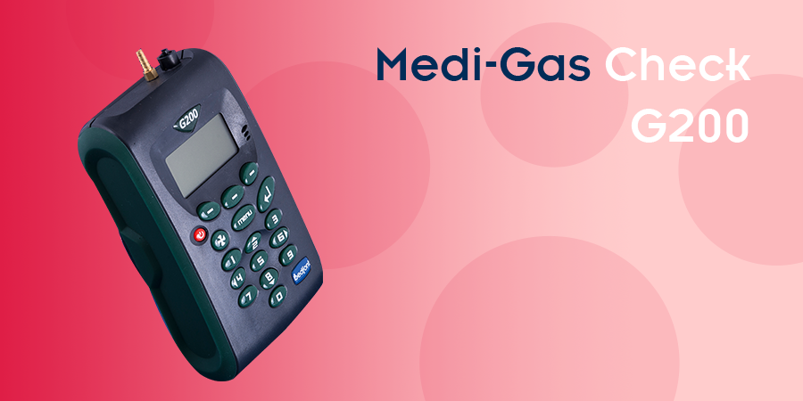 image of the Medi-Gas Check G200
