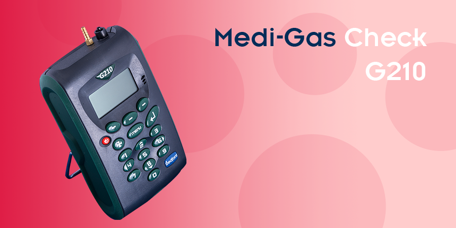 image of the Medi-Gas Check G210