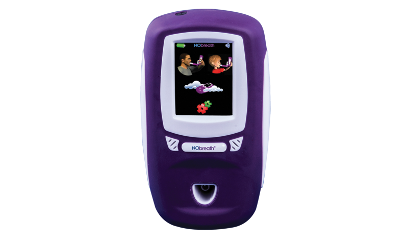 Image of the NObreath® monitor