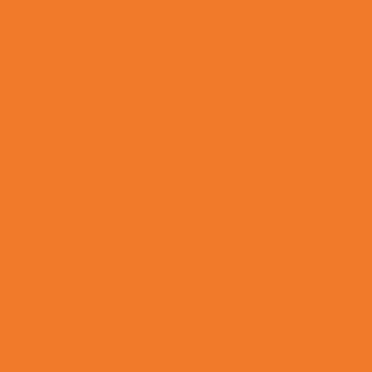 Orange background for the support panel